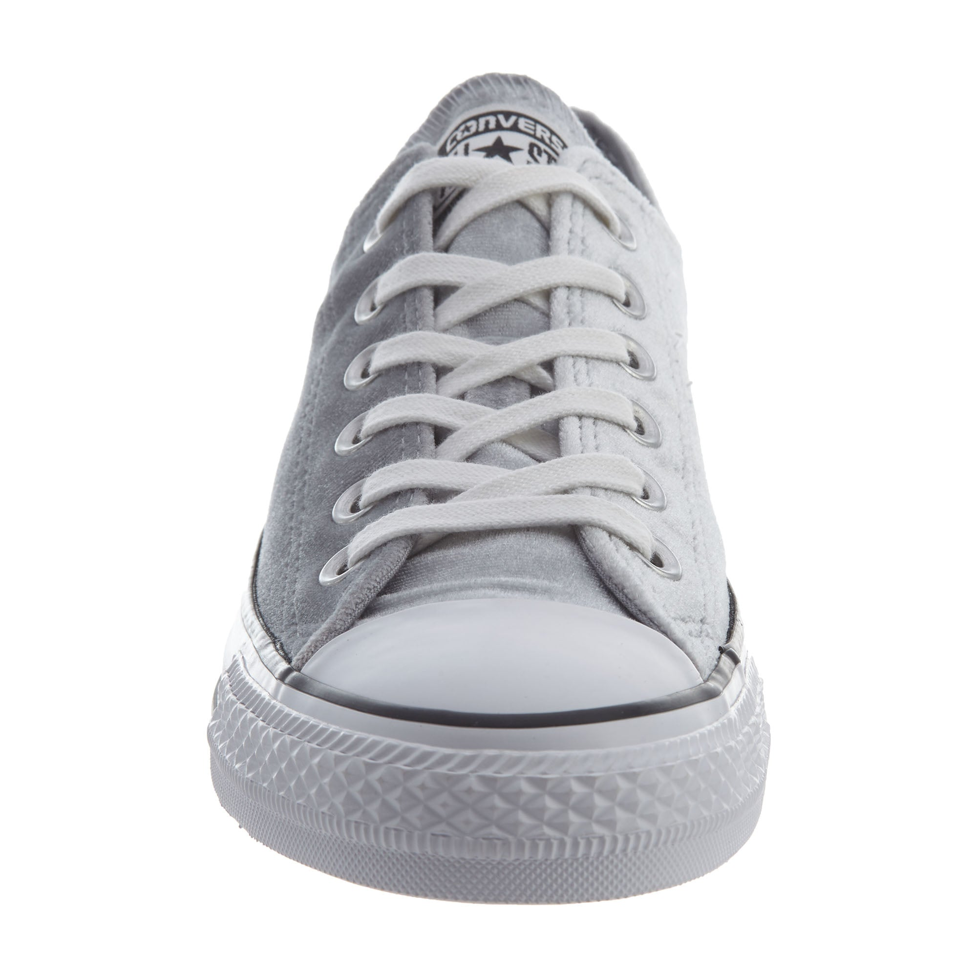 db2e4191c422 Converse Chuck Tailor All Star Ox Womens Style   557990f-WOLF GREY WHI