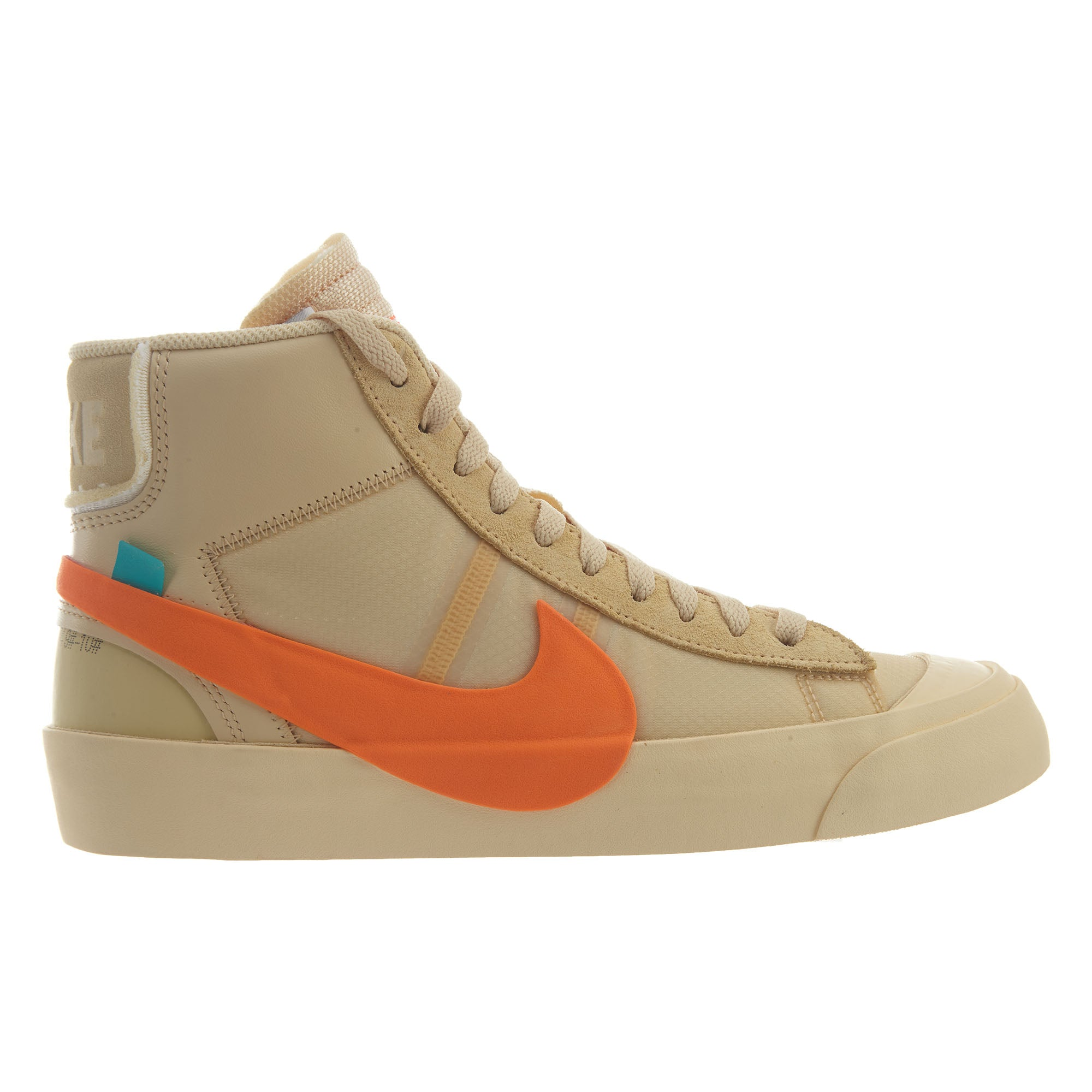 ac2b240a2dc4 Nike The 10   Nike Blazer Mid Off-white All Hallow s Eve Mens Style