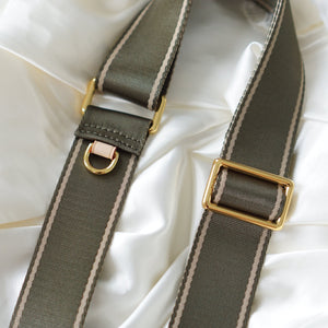 Luxegarde's Adjustable Nylon Replacement Strap is the perfect accessory to customise your existing bags (eg Louis Vuitton Mini Pochette, Pochette Accessoires, Pochette Metis, Speedy), convert your favourite small leather goods into a bag (Nano Nice or Cosmetic Pouch or Toiletry pouch 26) or just as a replacement strap.
