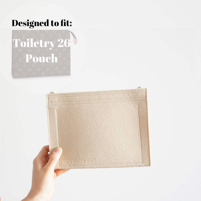 Bag Organizer for Toiletry Pouch 26