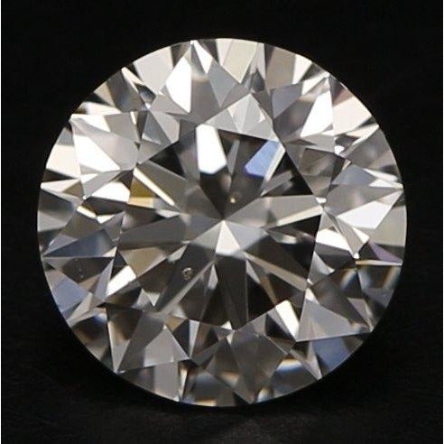 Carat round greenhouse diamond