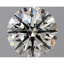 Load image into Gallery viewer, 70pt Round Greenhouse Diamond loose, then we can design your dream ring together.