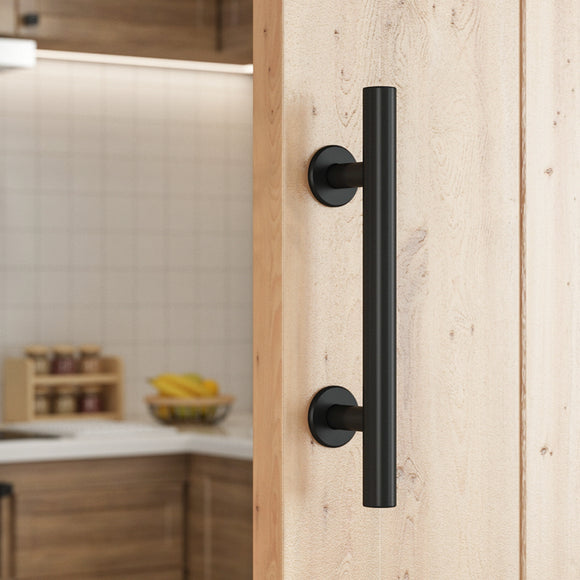 SOCBAZZAR 12 Inch Sliding Barn Door Handle