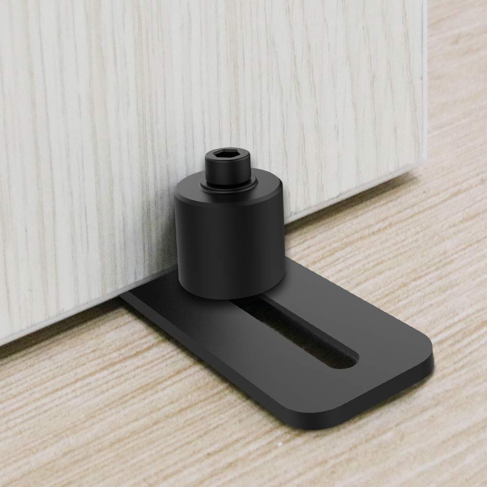 Smartstandard Sliding Barn Door Bottom Adjustable Floor