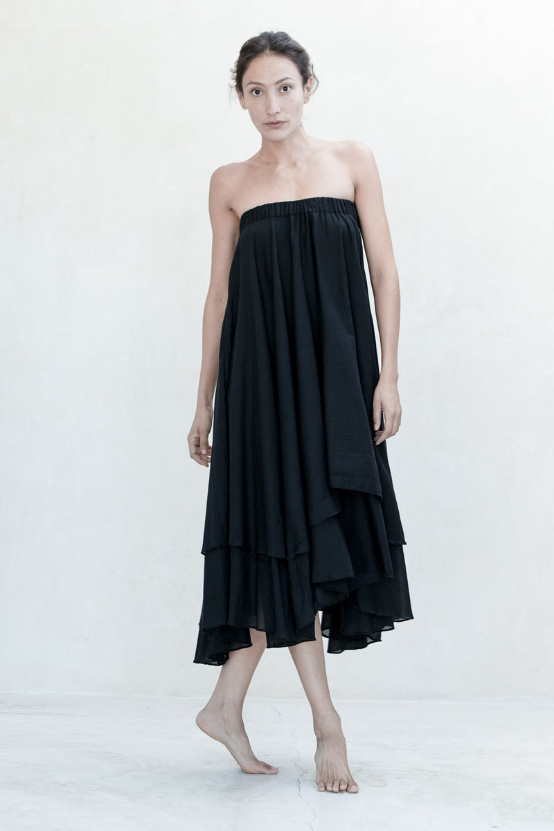 Black Frida Skirt-Dress
