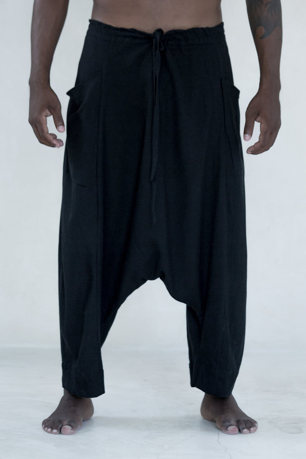 Black Mandarine Pants