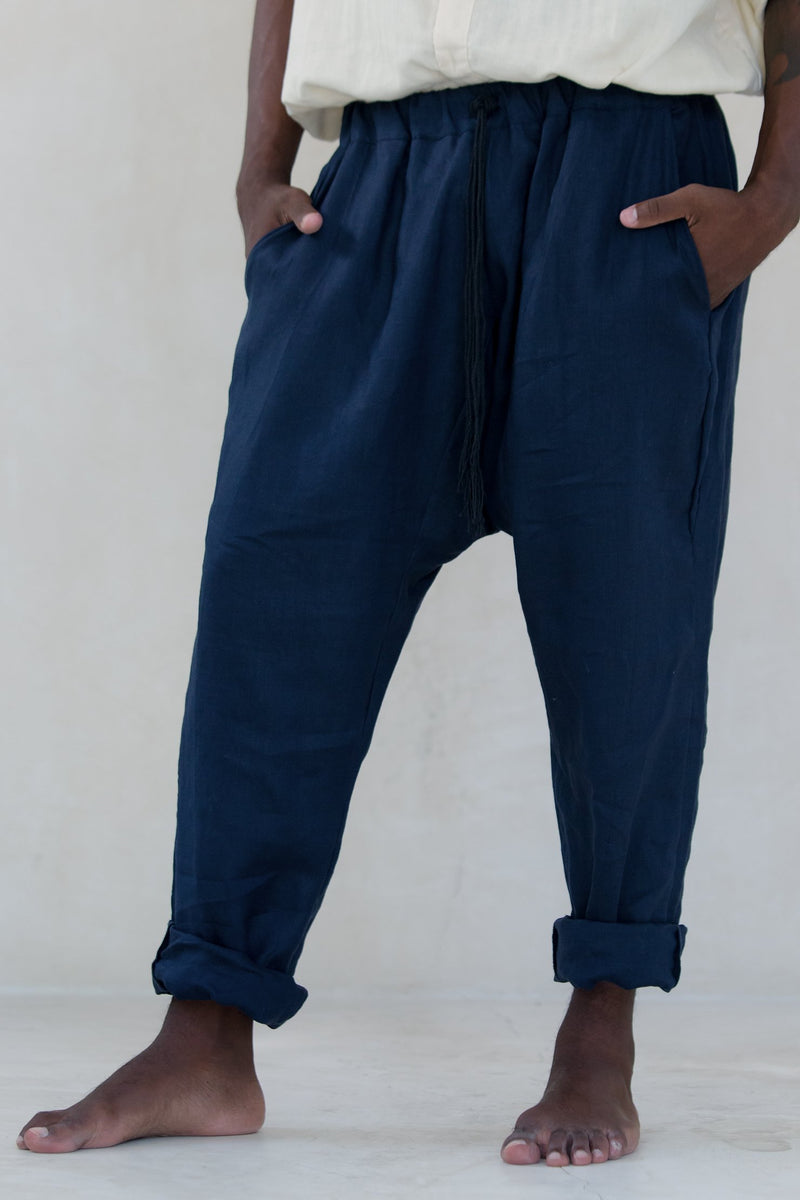 Reed Dark Navy Pants