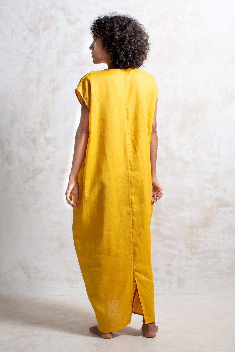 Mimosa Slim Sanctuary Kaftan