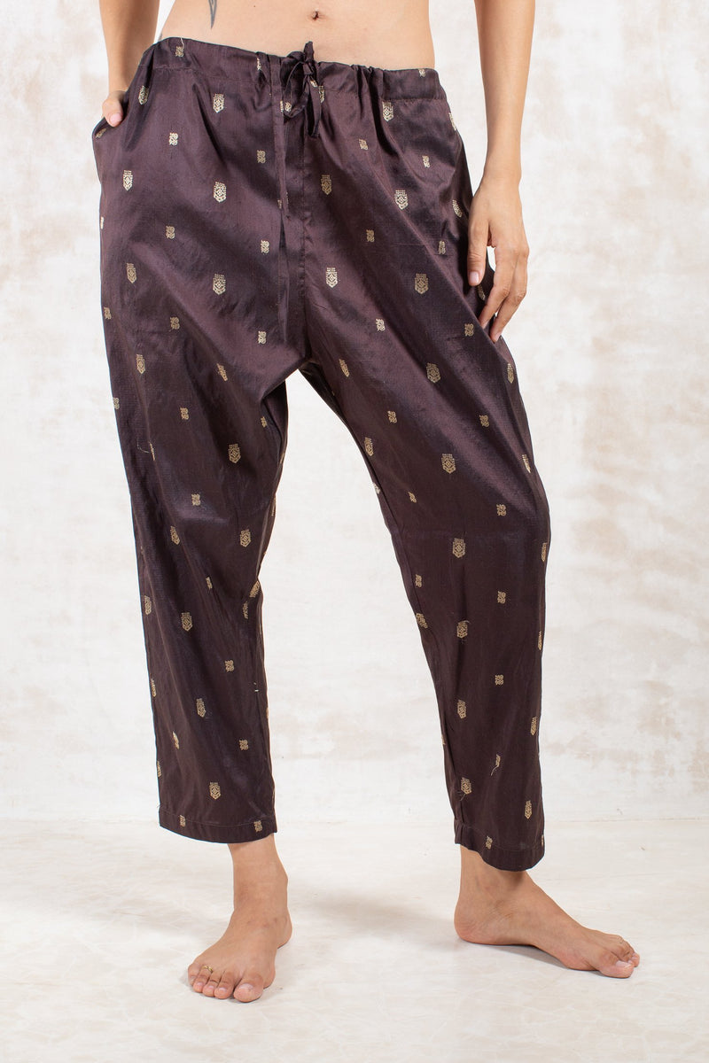 Raanee Silk Love Pants