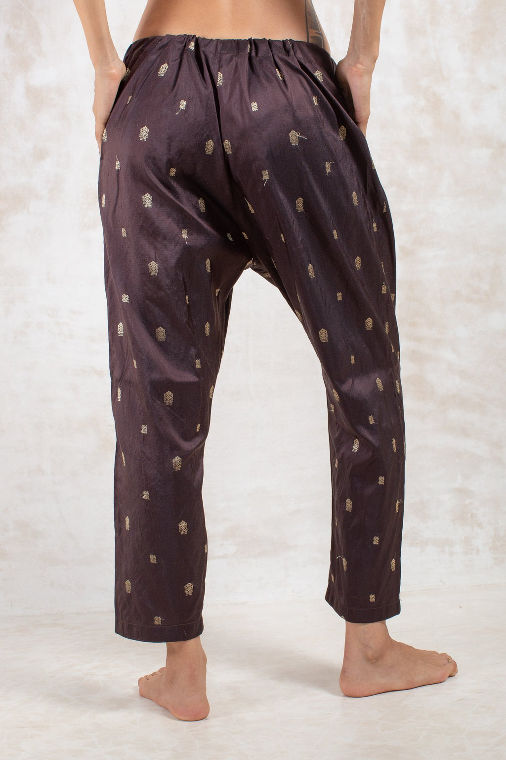 Ranee Silk Love Pants