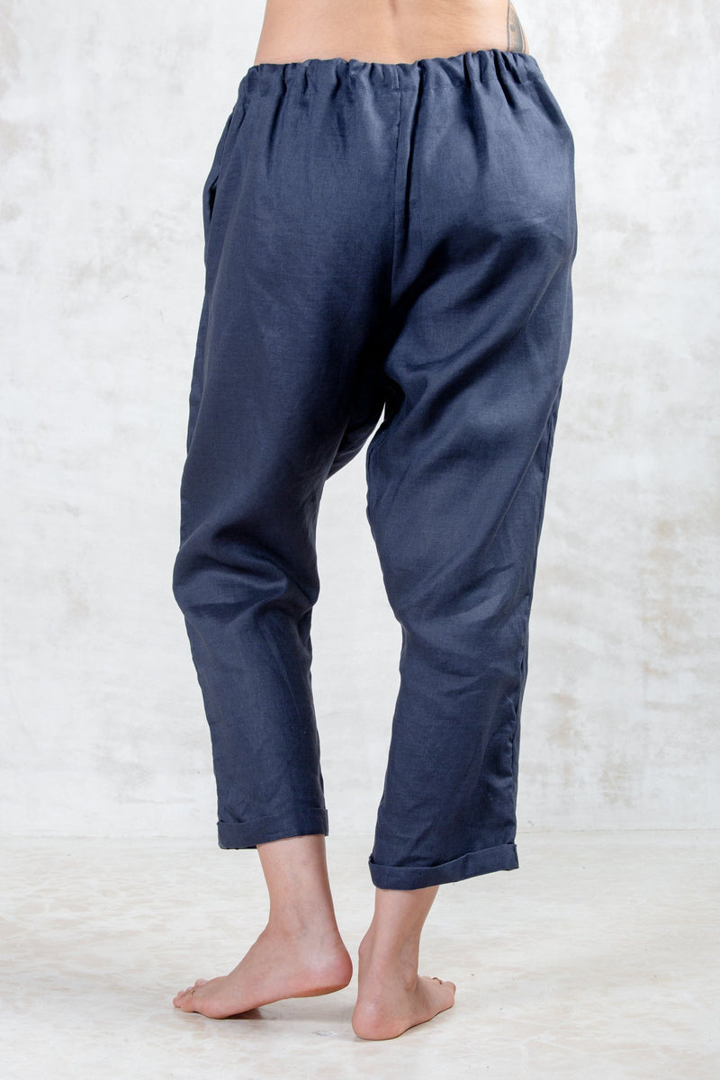 Dark Navy Rei Love Pants