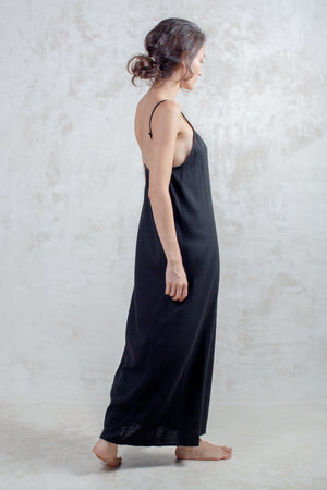 Black Zen Dress