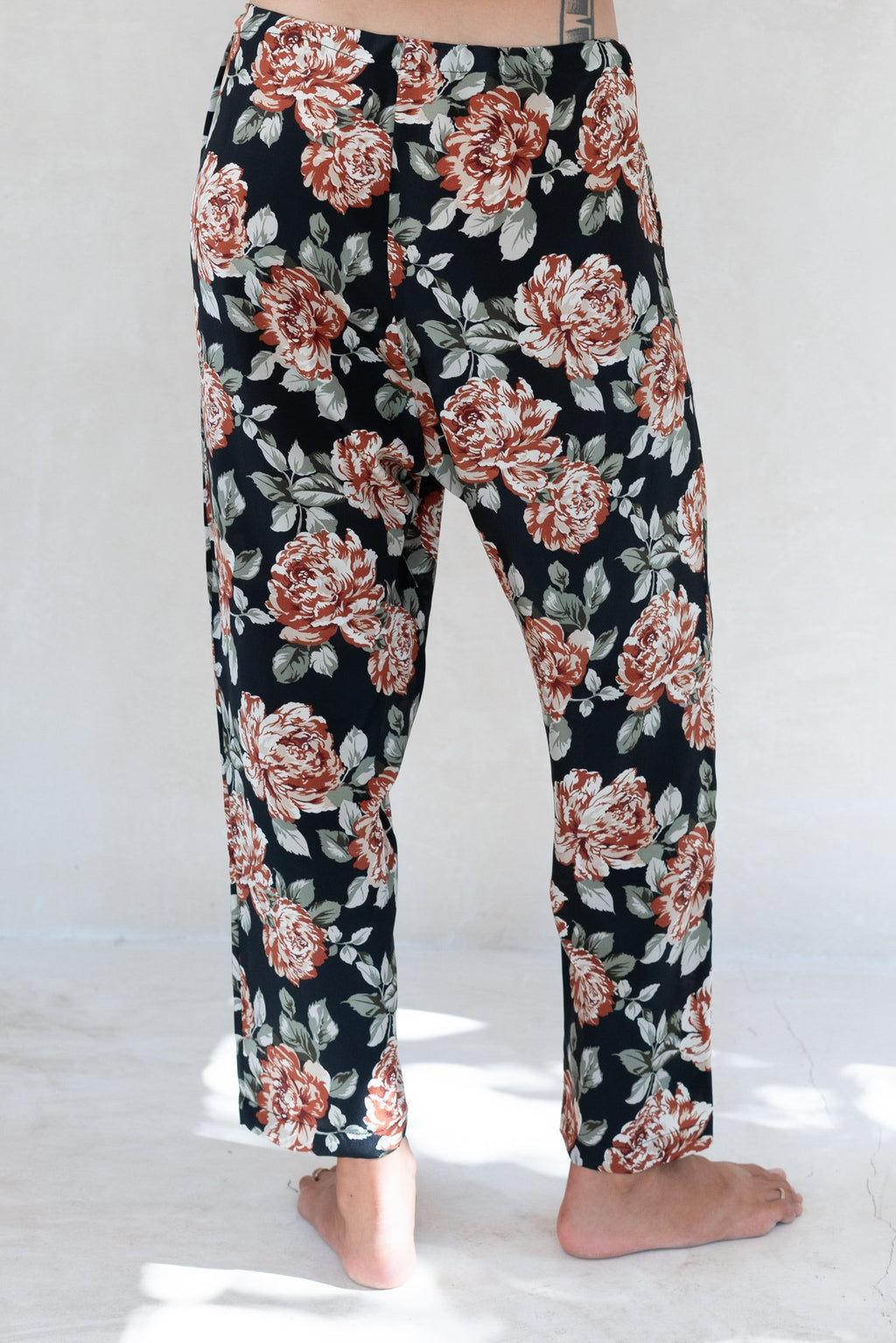 Yosh Silk Love Pants