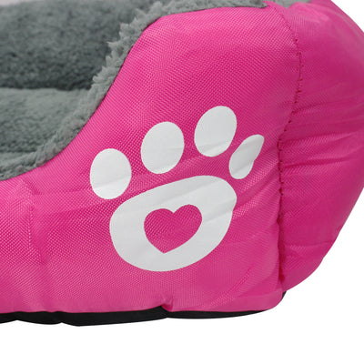 Mat Kennel Dog-House Small Chihuahua Nest Sofa Puppy-Beds Fleece Pet Dogs Warm Medium