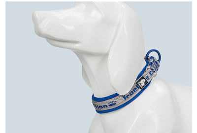 Truelove Pet-Dog-Collar Reflective Dogs Nylon Adjustable Neoprene Chihuahua Running Small