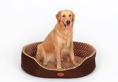 Warm Bed House Kennel Sofa Dog-Bed Pet-Dog Soft-Fleece Extra Large All-Seasons Double-Sided-Available