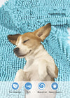 Pet-Towel Dogs-Blanket Microfiber Chenille Absorbs Small Soft Puppy-Mat Water