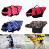 Dog-Life-Jacket Float-Vest Pet-Safety-Vest Summer Sailing Swimming Large Sale L/XL Buoyancy