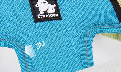 Truelove Vest Harnesses Padded-Reflective Step Pet-Dog No-Pulling-Pet Adjustable All-Dog-Breed
