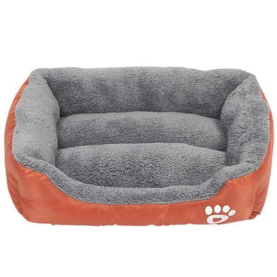 Dogs Bed For Small Medium Large Dogs Pet House Waterproof Bottom Soft Fleece Warm