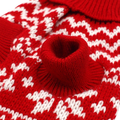 Puppy-Sweater Clothing Knitwear Cat Costume Pet-Cat Chihuahua Dogs Winter for Small Medium
