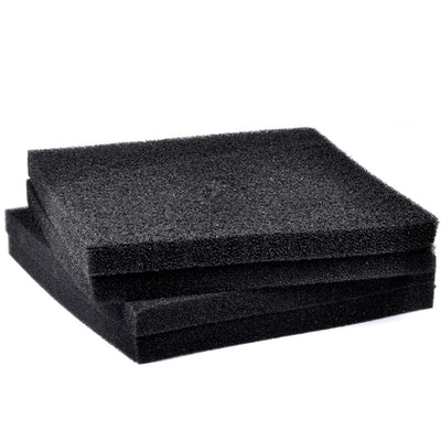Sponge Pad Aquarium Filtration Foam BIOCHEMICAL FILTER Black Fish Tank