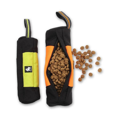 Truelove Pocket-Pouch Dog-Toys Treat-Bag Dummy Carry Poop-Bag-Dispenser Training Reflective