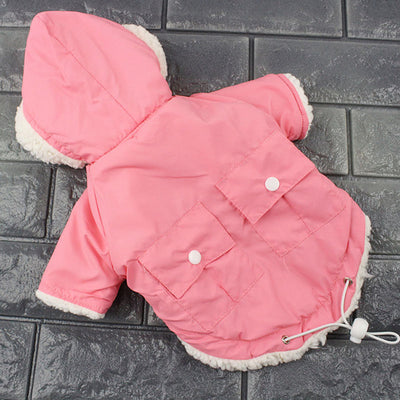 Clothing Coats Parkas Small Dogs French Bulldog Chihuahua Winter Pet-Dog-Down for Warm