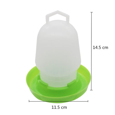 Drinking-Cup Waterer Pigeon Bird Quail 5pcs 350-Ml Chick