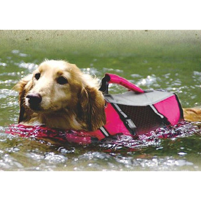Dog Swimsuit Clothing Jacket Life-Vest Dog-Safety-Clothes for Pet-Supplies