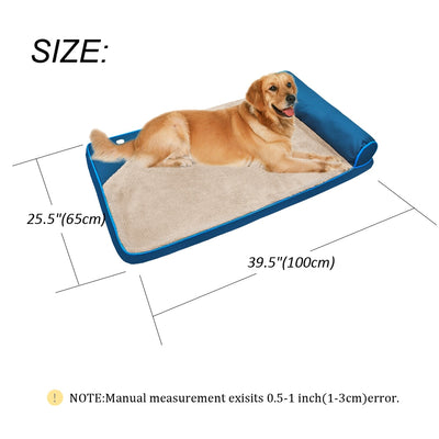 Dog-Bed Blanket House Sofa-Mat Pillow Kennel Labrador Large Cushion Husky Dogs Soft