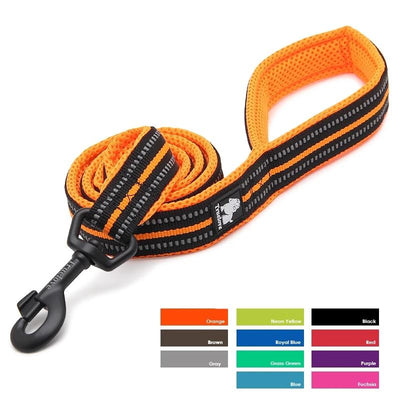Truelove Collar Pet-Leash Reflective Dog In-Harness Nylon Walking-Training 11-Color Mesh