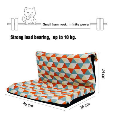Rhinocats Hammock for Cats Pet Radiator Window Sofa Cooling