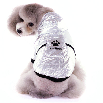 Clothing Wear Down-Coat Pet-Dog-Jacket Bulldog Terrier Frenchie Fashion Puppy Warm Winter