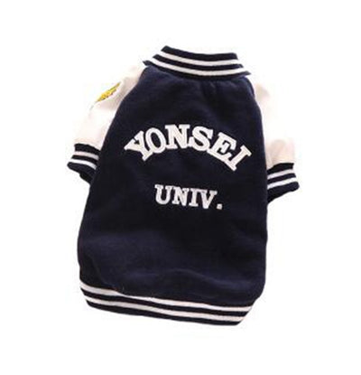 Dog Sweater Bulldog-Vest English French Yonsei MPK Uni Korea