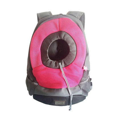 Venxuis Outdoor Breathable Cat Carrier Nylon Portable Travel