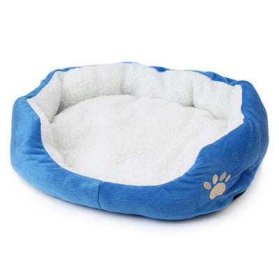 Kennel Pet-House Dog-Beds Puppy Small ULTRASOUND Warm Soft Winter Medium