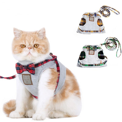 Hoopet Cat Collar Adjustable Soft Breathable Air Nylon Mesh