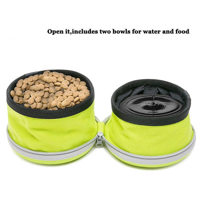 Truelove Pet-Bowl Travel Foldable Water-Food-Feeding Collapsible Dog-Supplies