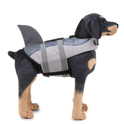 Pet-Swimwear Harness Dog-Supplies Life-Jacket Dog Swimming Preserver Saver Pet-Dog