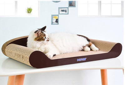 Toys Sofa-Bed Grinding-Nail-Scraper Pet-Cat Petshy Scratch Mattress Board-Pad Kitten