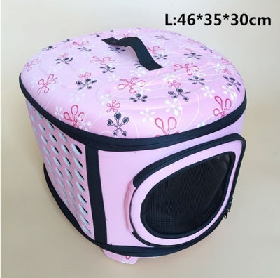 Travel Cat Carrier handbag Puppy Carrying Outdoor