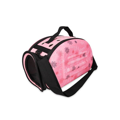 Foldable Kitty Carrier Handbag Cat Travel Bag EVA Breathable Shoulder Bags For Outdoor Pet Supplies