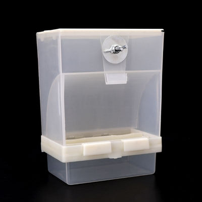 Food-Container Chicken-Bird-Feeders Pigeon Parrot Poultry-Feeding-Tool Automatic