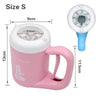 Cleaning-Tool Cup Grooming Rotary-Cleaner Paw Foot-Wash Dogs Small for Medium Big Manual