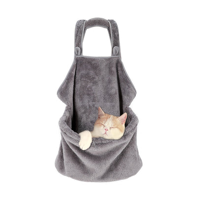 HOOPET Cat Bag Sleeping Backpack Breathable Out-of-port Portable Shoulder Cats Bags Pet Supplies