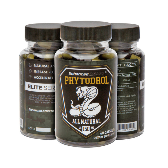 Phytodrol™ Laxogenin Plant Steroid - Enhanced Athlete Store