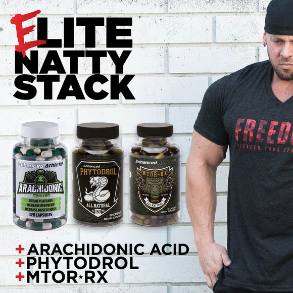 Elite Natty Stack - Enhanced Athlete Store