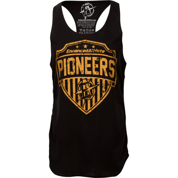 Pioneer Black and Gold Stringer