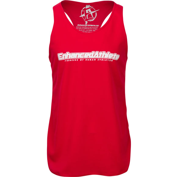 Red Enhanced Athlete Stringer